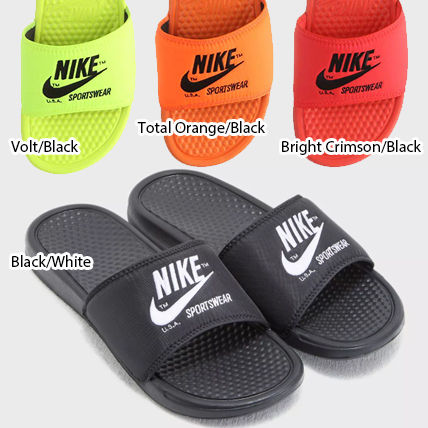 Nike Shower Sandals Unisex Street Style Shower Shoes Shower Sandals 2