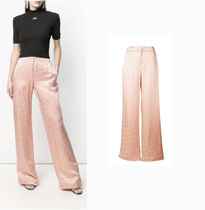 Off-White Casual Style Street Style Pants