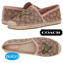 3ae424812883 Coach Casual Style Other Animal Patterns Flats