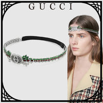 GUCCI Blended Fabrics Home Party Ideas With Jewels Elegant Style