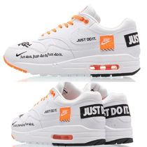 Nike AIR MAX 1 Unisex Low-Top Sneakers