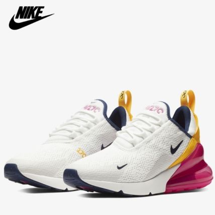 bfcb76111c Nike AIR MAX 270 2018 SS Unisex Low-Top Sneakers (AH6789-106) by ...