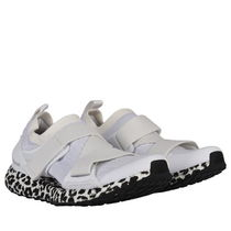adidas by Stella McCartney Leopard Patterns Casual Style Collaboration Low-Top Sneakers