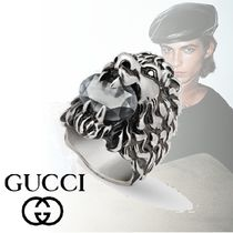 GUCCI Unisex Metal Rings