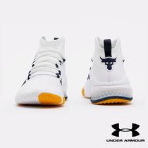 UNDER ARMOUR Street Style Collaboration Logo Sneakers