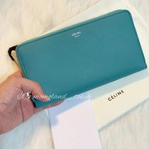 CELINE Zipped Long Wallets