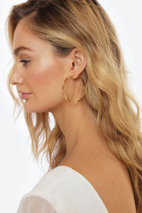Casual Style Street Style Earrings & Piercings