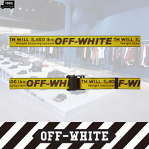 Off-White Handmade Belts