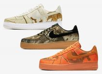 Nike AIR FORCE 1 Camouflage Sneakers