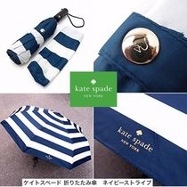 kate spade new york Stripes Umbrellas & Rain Goods