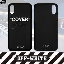 Off-White Plain Silicon Handmade Smart Phone Cases