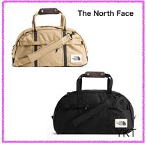 THE NORTH FACE Plain Boston Bags