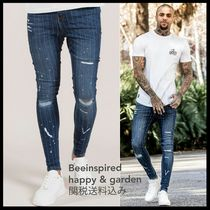 Bee Inspired Clothing Skinny Fit Jeans & Denim
