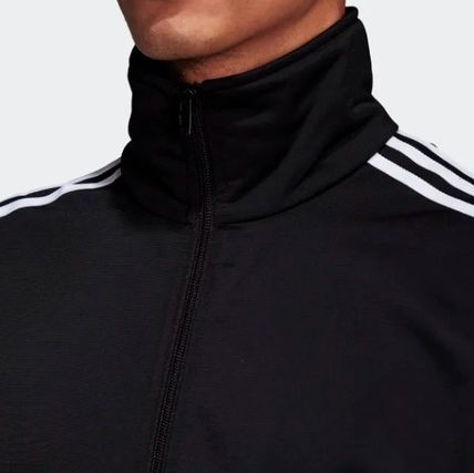 adidas Hoodies Stripes Street Style Collaboration Cotton Hoodies 8