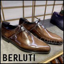 Berluti Loafers Plain Leather Loafers & Slip-ons
