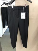 Acne Plain Long Cropped & Capris Pants