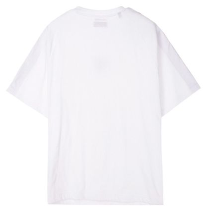 Guess More T-Shirts Unisex Street Style Collaboration Short Sleeves T-Shirts 3