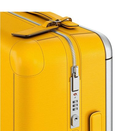Louis Vuitton Luggage & Travel Bags Unisex Blended Fabrics Street Style Over 7 Days Carry-on 15