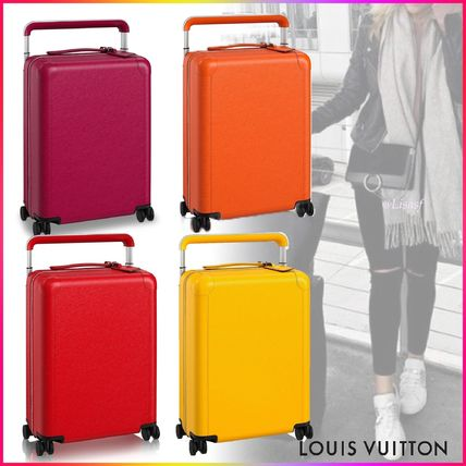 Louis Vuitton Luggage & Travel Bags Unisex Blended Fabrics Street Style Over 7 Days Carry-on 17