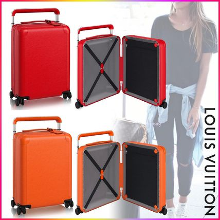 Louis Vuitton Luggage & Travel Bags Unisex Blended Fabrics Street Style Over 7 Days Carry-on