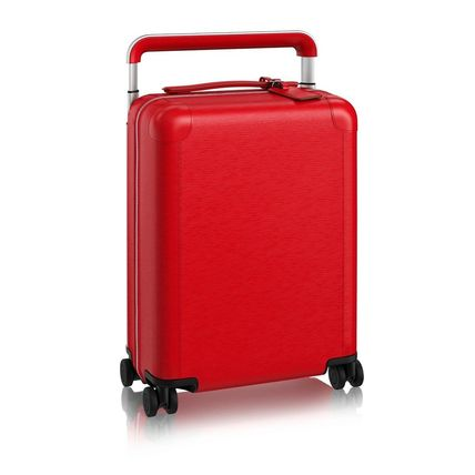 Louis Vuitton Luggage & Travel Bags Unisex Blended Fabrics Street Style Over 7 Days Carry-on 5