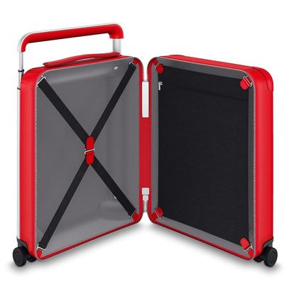Louis Vuitton Luggage & Travel Bags Unisex Blended Fabrics Street Style Over 7 Days Carry-on 6