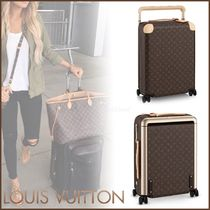 Louis Vuitton MONOGRAM Unisex Blended Fabrics Street Style Over 7 Days Carry-on