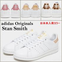 adidas STAN SMITH Casual Style Street Style Plain Low-Top Sneakers