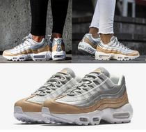 Nike AIR MAX 95 Lace-up Street Style Low-Top Sneakers