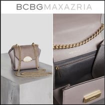 BCBG MAXAZRIA Leather Shoulder Bags