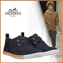 HERMES Street Style Plain Home Party Ideas Loafers & Slip-ons