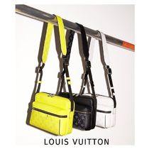 Louis Vuitton 2019SS OUTDOOR MESSENGER 3colors one size Shoulder Bags