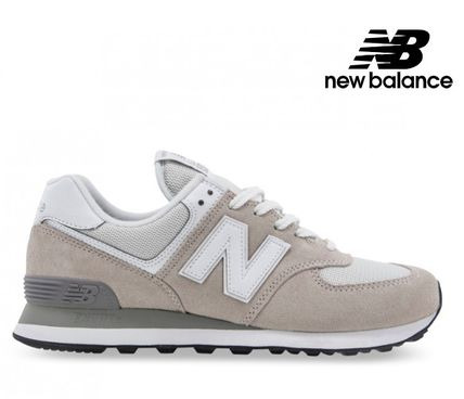 online store e8131 7dfae New Balance 574 Casual Style Unisex Street Style Low-Top Sneakers (WL574EW)