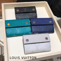Louis Vuitton 2019SS DISCOVERY COMPACT WALLET 3colors one size Wallets
