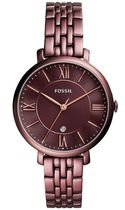 Fossil Blended Fabrics Quartz Watches Stainless Elegant Style