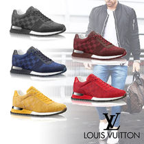 Louis Vuitton DAMIER Other Check Patterns Sneakers