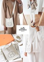 HERMES Collaboration Shoulder Bags