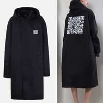 VETEMENTS Unisex Plain Coats