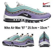 Nike AIR MAX Unisex Oversized Sneakers