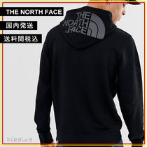 THE NORTH FACE Pullovers Long Sleeves Plain Cotton Hoodies