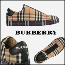 Burberry Other Check Patterns Loafers & Slip-ons