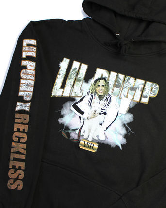 Pullovers Street Style Collaboration Long Sleeves