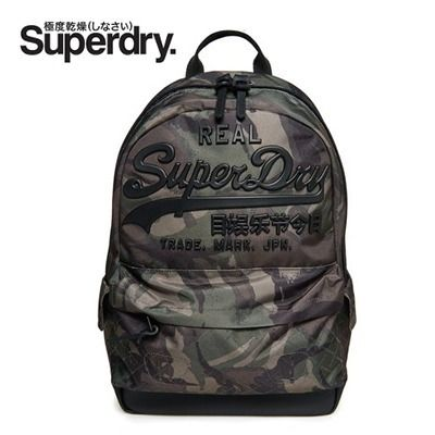Camouflage Casual Style Backpacks