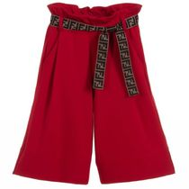 FENDI Kids Girl  Bottoms