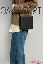 OAK + FORT Casual Style Totes