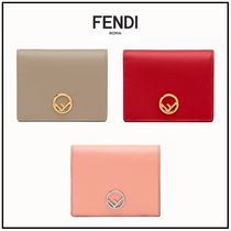 FENDI Blended Fabrics Leather Accessories