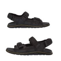 Dr Martens Open Toe Casual Style Unisex Plain Leather Sport Sandals