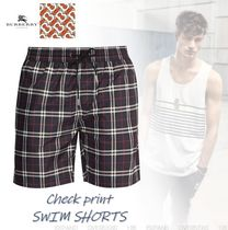 Burberry Other Check Patterns Street Style Beachwear