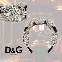Dolce & Gabbana With Jewels Headbands