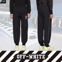 Off-White Camouflage Handmade Pants